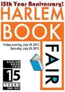 Harlem Book Fair 2013 logo