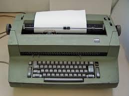 Selectric_typewriter
