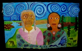 Idle No More, Cousin Ann