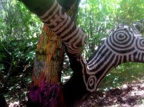 Painted Tree, 2013