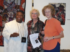 Tunde Odunlade, Mimi Wolford, Janet Stanley