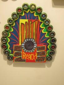 """Reach,"" Caryl Henry Alexander. Photo: Amy Staples"