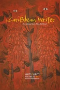 Cover, The Caribbean Writer, Vol. 25