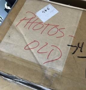 Box-of-old-photos-to-be-purged-Kupendiza-KJC