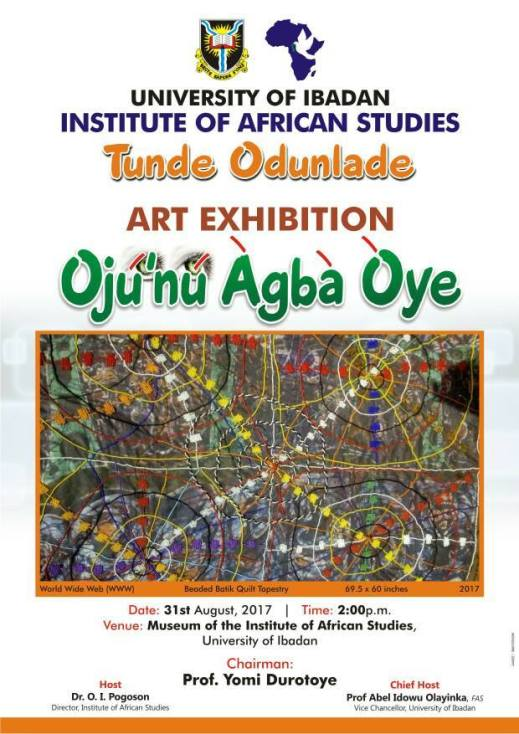 Tunde-Odunlade-August-31-2017-University-of-Ibadan-Art-Exhibition